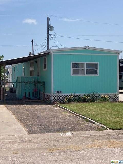 107 Freeman Ave, Aransas Pass, TX 78336 (MLS #450967) :: Rebecca Williams