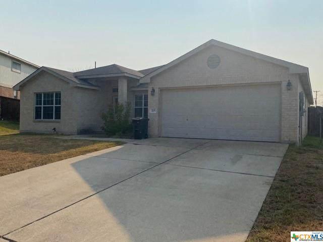 315 Canoe Drive, Harker Heights, TX 76548 (MLS #451233) :: Texas Real Estate Advisors