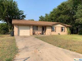 603 Spoke Drive, Killeen, TX 76542 (MLS #451268) :: The Zaplac Group