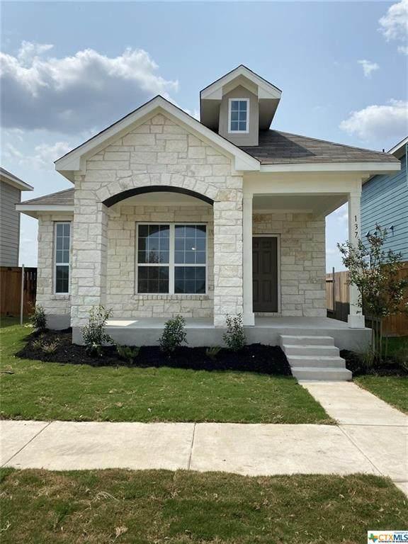 137 Rustic Glen Drive, San Marcos, TX 78666 (MLS #451305) :: Rebecca Williams