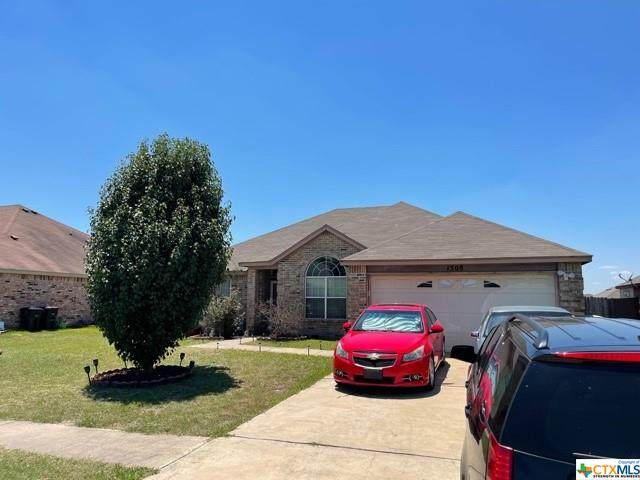 1508 Prestige Loop, Killeen, TX 76549 (MLS #451481) :: The Zaplac Group