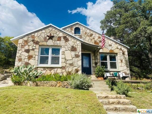 608 Callan Street, Menard, TX 76859 (MLS #452015) :: Texas Real Estate Advisors