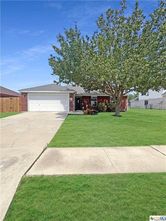 5613 Montrose Drive, Killeen, TX 76542 (MLS #452046) :: Neal & Neal Team