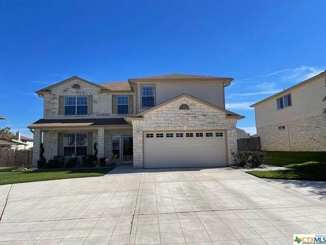 5808 Cobalt Lane, Killeen, TX 76542 (MLS #452294) :: The Zaplac Group