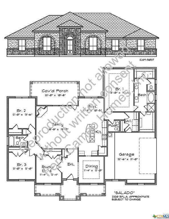 2410 Sandpiper Drive, Killeen, TX 76542 (MLS #452501) :: Rutherford Realty Group
