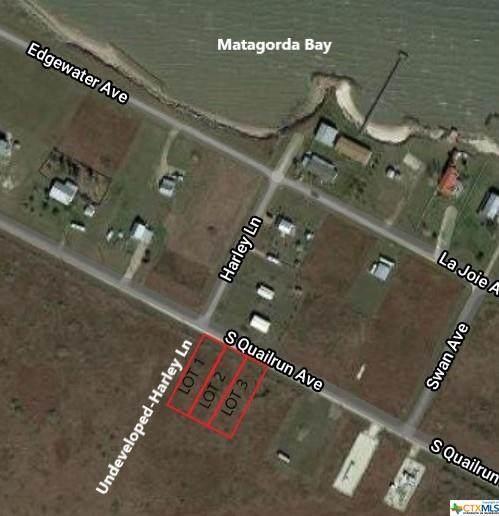 TBD - LOT 3 S Quail Run Avenue, Port Lavaca, TX 77979 (#452756) :: Empyral Group Realtors