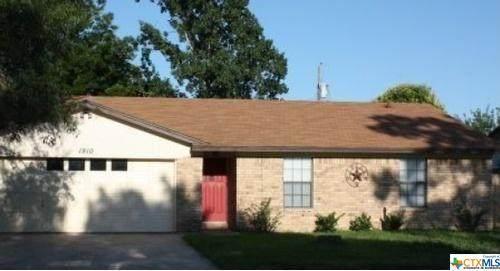1910 Moonlight, Killeen, TX 76543 (MLS #452879) :: Texas Real Estate Advisors