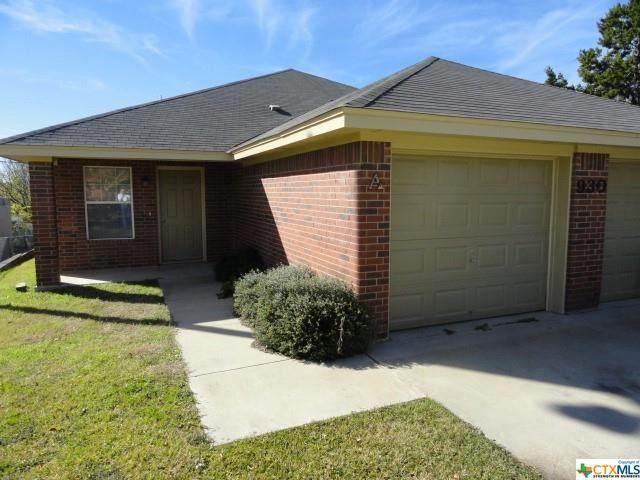 930 Ramblewood Street, Harker Heights, TX 76548 (MLS #452939) :: Kopecky Group at RE/MAX Land & Homes