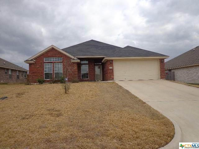 1911 Stonehenge Drive, Harker Heights, TX 76548 (MLS #453427) :: The Barrientos Group