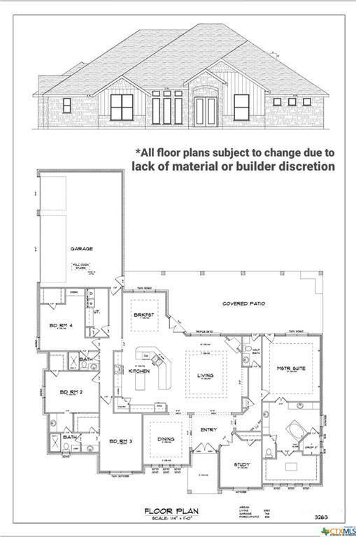 8421 Spring Creek Loop, Salado, TX 76571 (MLS #453685) :: Kopecky Group at RE/MAX Land & Homes