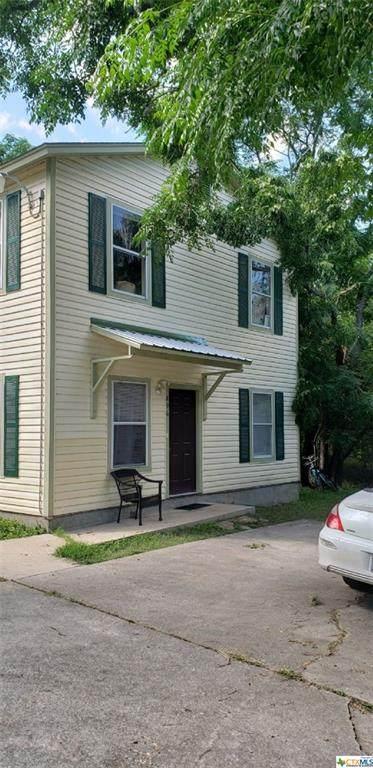 896/ 898 Advance Street, San Marcos, TX 78666 (MLS #453996) :: Vista Real Estate