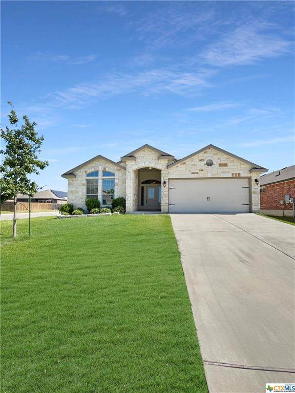 5705 Stonehaven Drive, Temple, TX 76502 (MLS #454089) :: The Real Estate Home Team