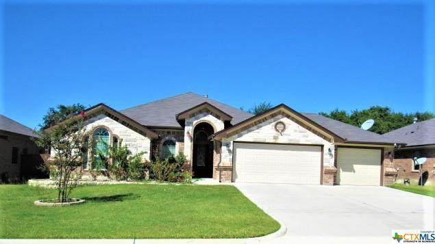 2038 Falling Leaf Lane, Harker Heights, TX 76548 (MLS #454181) :: Kopecky Group at RE/MAX Land & Homes