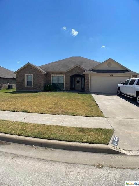 404 Curtis Drive, Killeen, TX 76542 (MLS #454239) :: Kopecky Group at RE/MAX Land & Homes