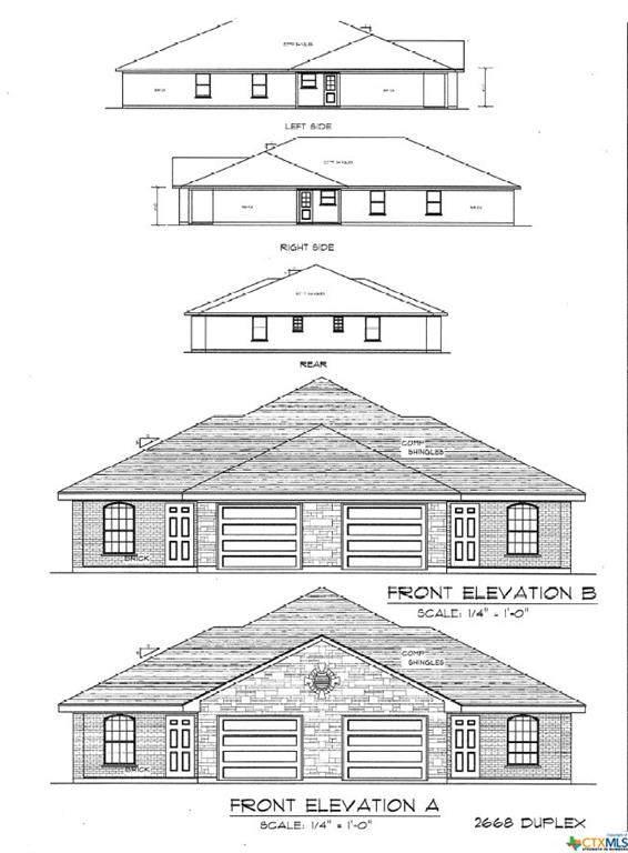 1403 Natchez Trail, Harker Heights, TX 76548 (#454542) :: Empyral Group Realtors