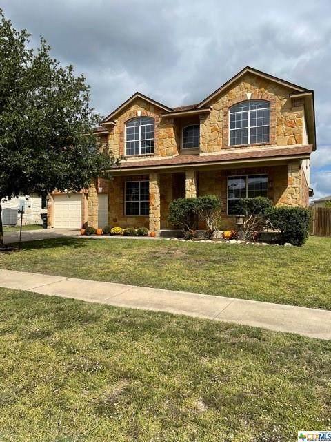 5420 Birmingham Circle, Killeen, TX 76542 (MLS #454756) :: Texas Real Estate Advisors