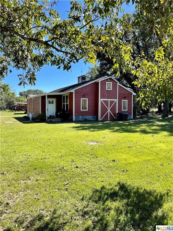 109 Fm 2982, Ganado, TX 77962 (MLS #454844) :: RE/MAX Land & Homes
