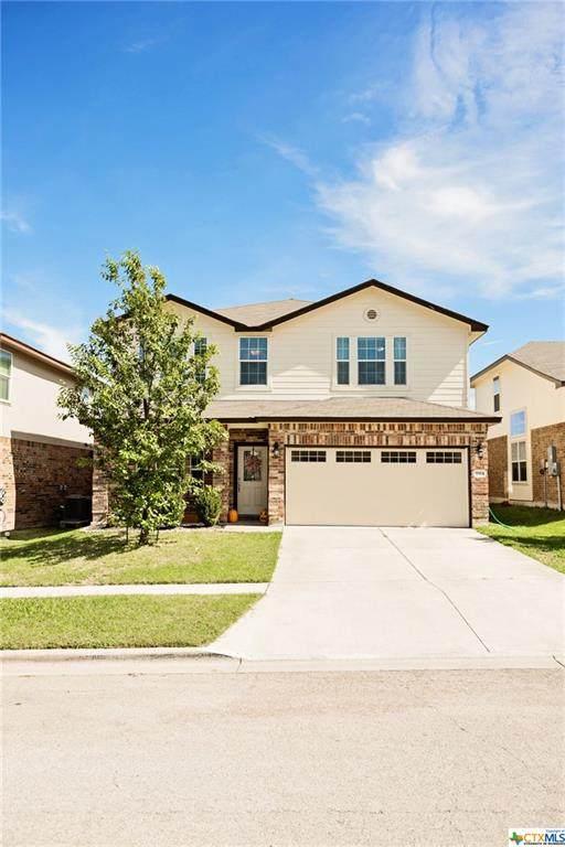 9514 Raeburn Court, Killeen, TX 76542 (MLS #454852) :: The Real Estate Home Team