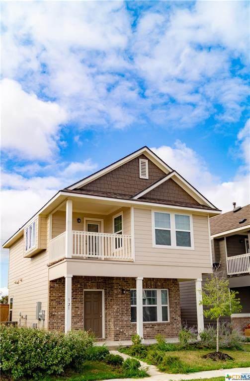 121 Switchgrass Street, San Marcos, TX 78666 (MLS #455020) :: Rebecca Williams