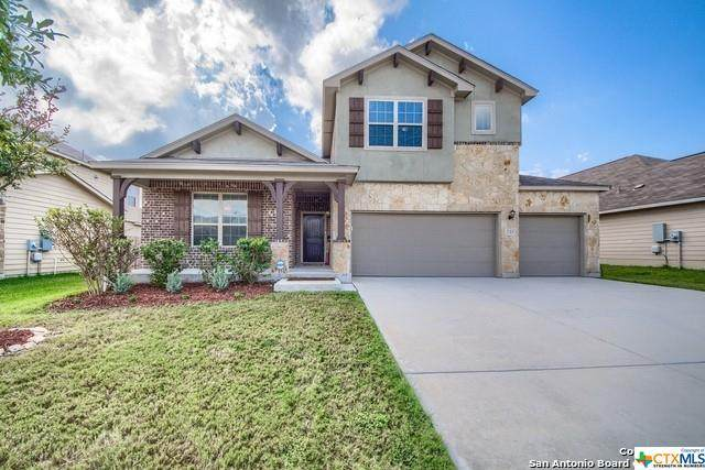 733 Gray Cloud Drive, New Braunfels, TX 78130 (MLS #455089) :: Rutherford Realty Group