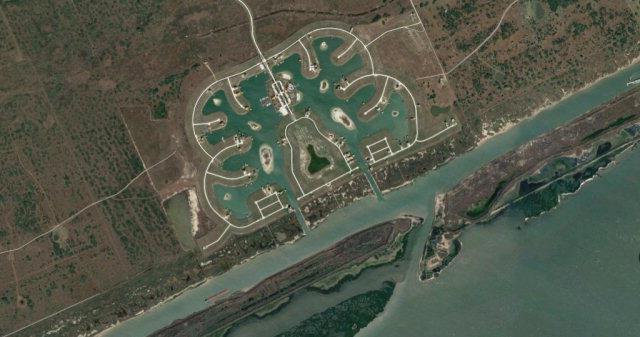 406 Arbor Vista, Port O'Connor, TX 77982 (MLS #V224533) :: Magnolia Realty