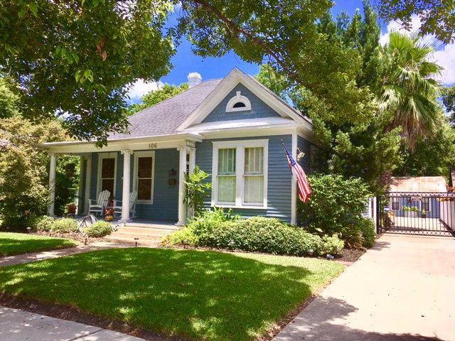 106 San Antonio, Victoria, TX 77901 (MLS #V224922) :: RE/MAX Land & Homes