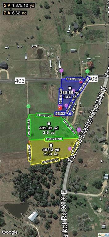000 Fm 318, Yoakum, TX 77995 (MLS #343618) :: RE/MAX Land & Homes