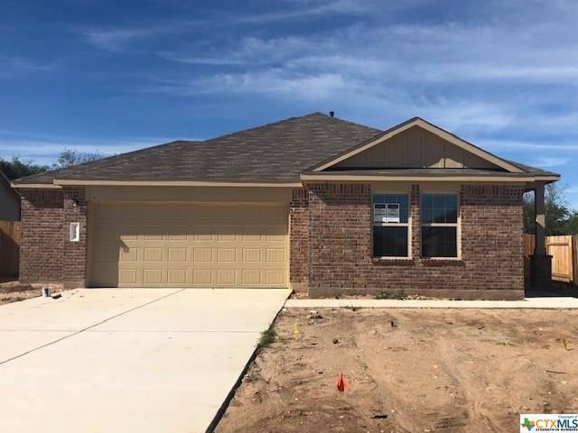 196 Jackson Blue Lane, Kyle, TX 78640 (MLS #362208) :: Magnolia Realty