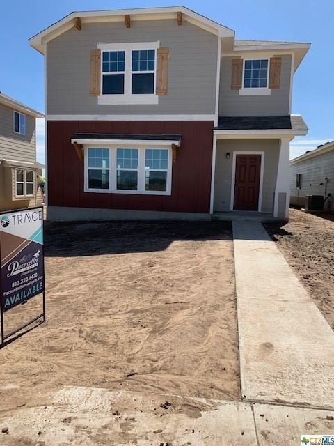 1033 Esplanade Parkway, San Marcos, TX 78666 (MLS #370737) :: Berkshire Hathaway HomeServices Don Johnson, REALTORS®