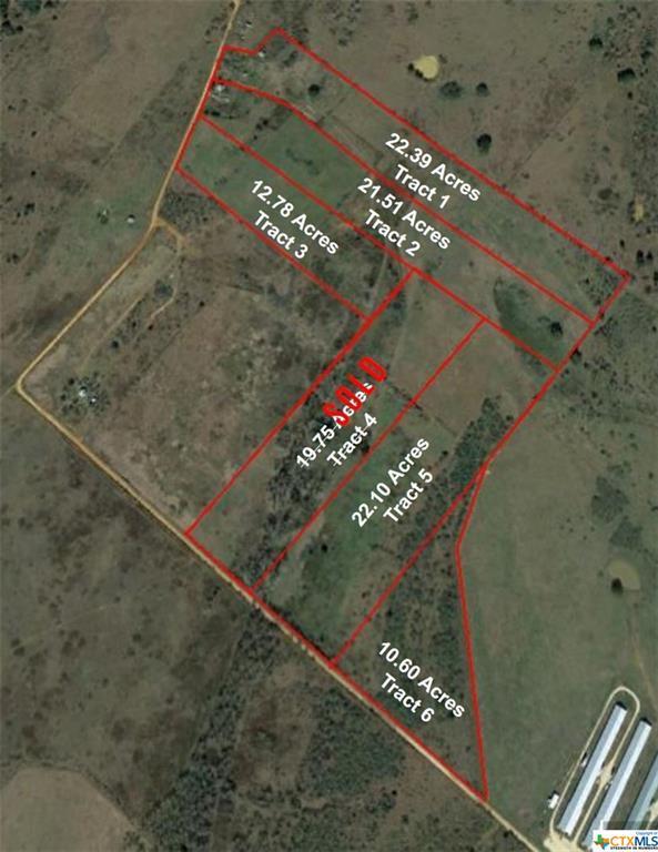 2498 County Road 117 Lot 1, Nixon, TX 78140 (MLS #385057) :: Erin Caraway Group
