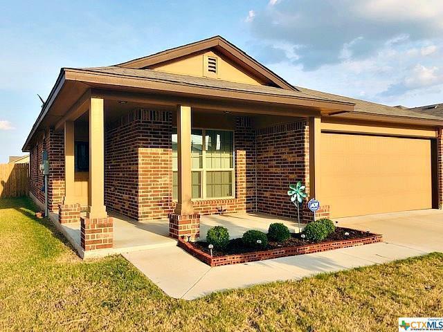 1231 Emerald Gate Drive, Temple, TX 76502 (MLS #386372) :: Brautigan Realty