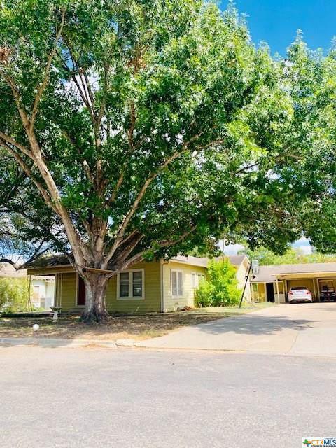 216 N Mulberry, Luling, TX 78648 (MLS #391550) :: Vista Real Estate