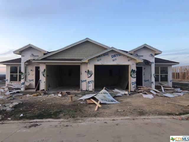 101 Calvin Smith Lane, Jarrell, TX 76537 (MLS #398017) :: The Real Estate Home Team
