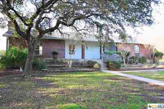 24 Morgans Point Boulevard, Belton, TX 76513 (MLS #399584) :: Erin Caraway Group