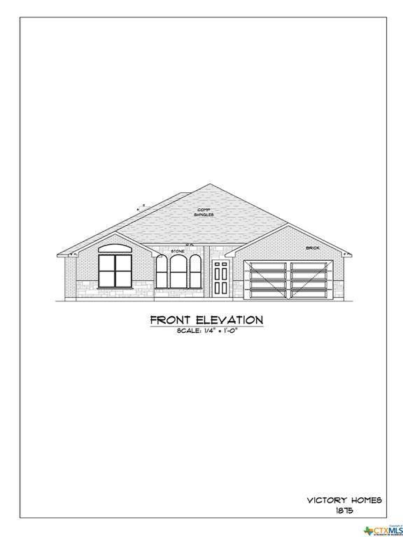 3326 James Ridge Drive, Belton, TX 76513 (MLS #403149) :: Brautigan Realty