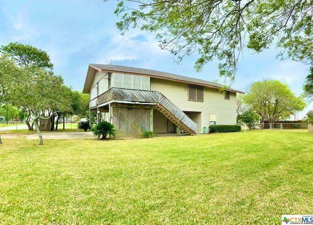 601 Jefferson Avenue, Port O'Connor, TX 77982 (MLS #403252) :: The Zaplac Group