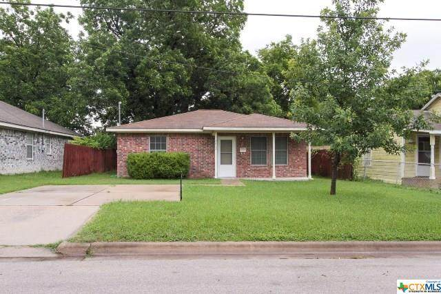 1013 S 24th Street, Temple, TX 76501 (MLS #411333) :: The Real Estate Home Team