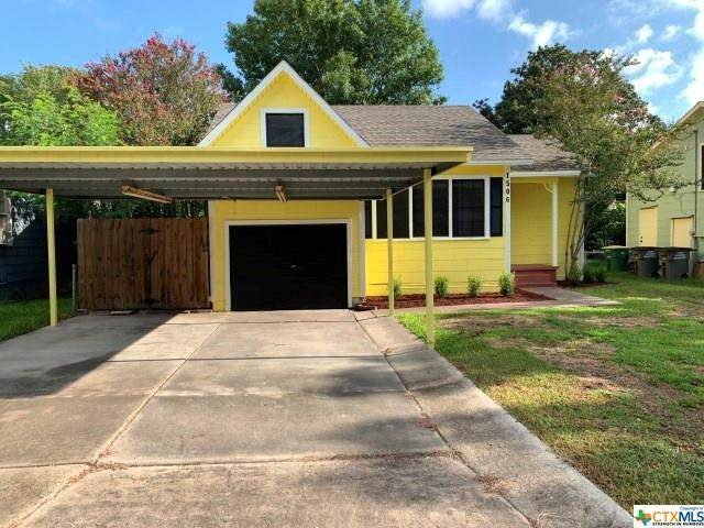 1506 E Anaqua Avenue, Victoria, TX 77901 (MLS #418766) :: RE/MAX Family