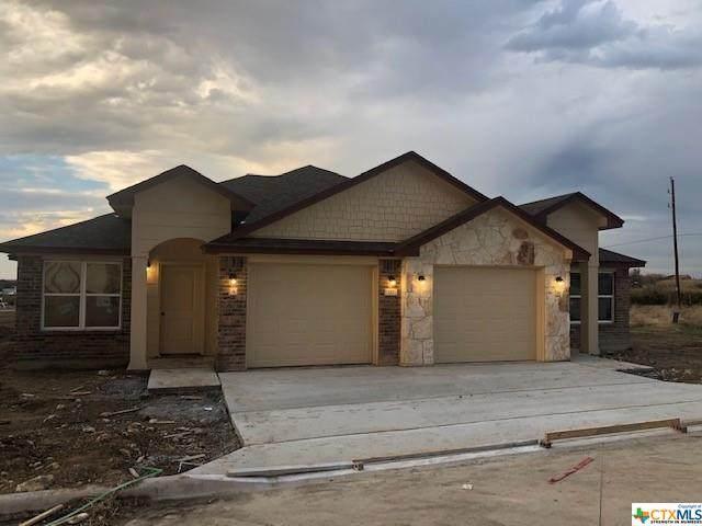 117 Calvin Smith Lane, Jarrell, TX 76537 (MLS #418850) :: The Barrientos Group