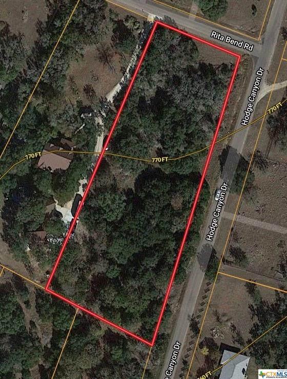 7969 Rita Bend Drive, Salado, TX 76571 (MLS #419228) :: The Real Estate Home Team