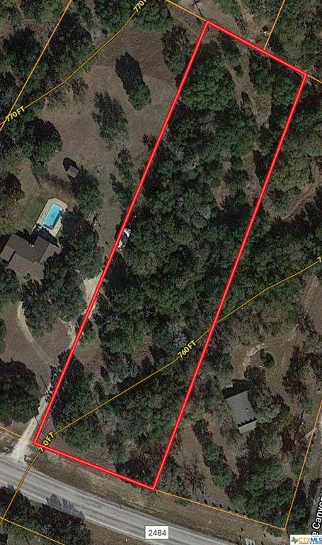 8000 Fm 2484, Salado, TX 76571 (MLS #419234) :: Vista Real Estate