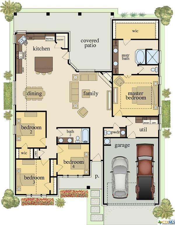 7804 Preston Hollow Drive, Killeen, TX 76542 (MLS #421539) :: Kopecky Group at RE/MAX Land & Homes