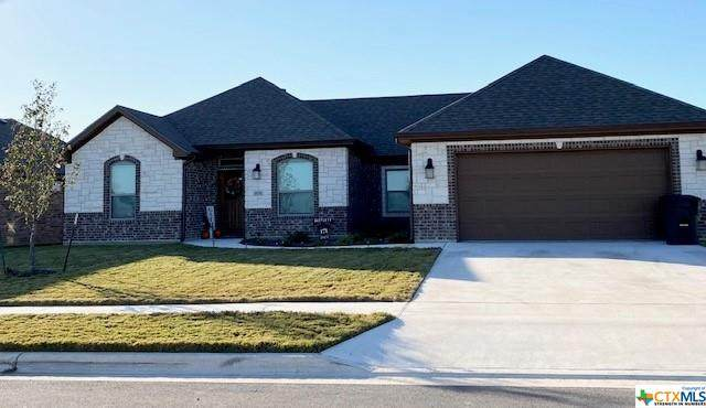 406 Magnolia Drive, Troy, TX 76579 (MLS #426111) :: RE/MAX Family