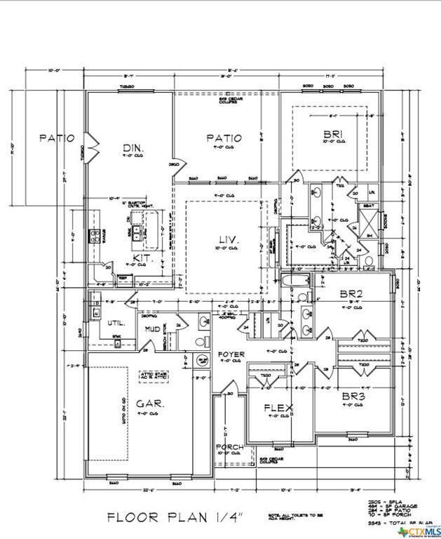 2496 Private Road 3271, Kempner, TX 76539 (MLS #427354) :: Vista Real Estate