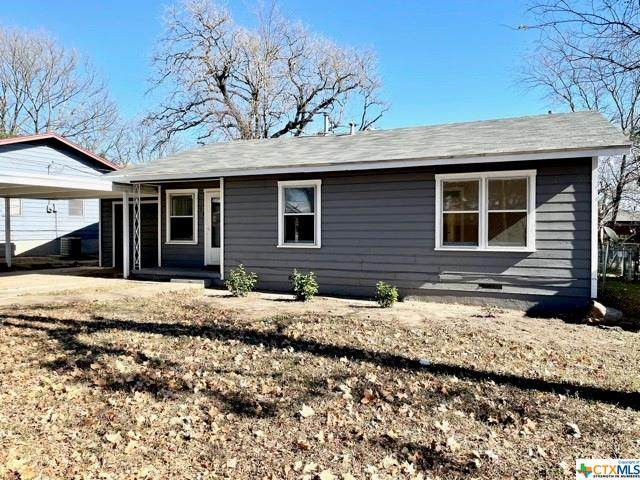 104 N 28th Street, Gatesville, TX 76528 (MLS #428854) :: The Myles Group