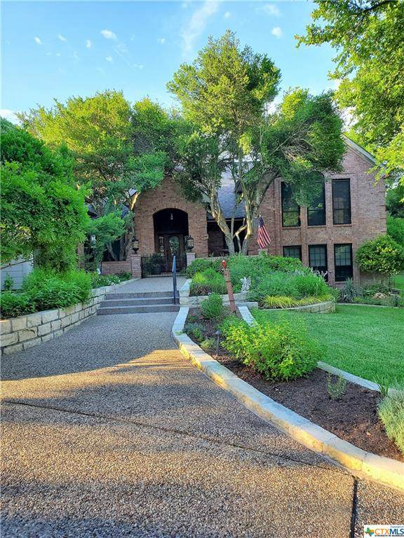1010 Brookhollow Circle, Salado, TX 76571 (MLS #435774) :: The Real Estate Home Team
