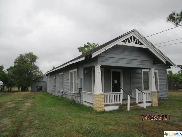 309 E Bailey Street, Cuero, TX 77954 (MLS #437671) :: The Real Estate Home Team