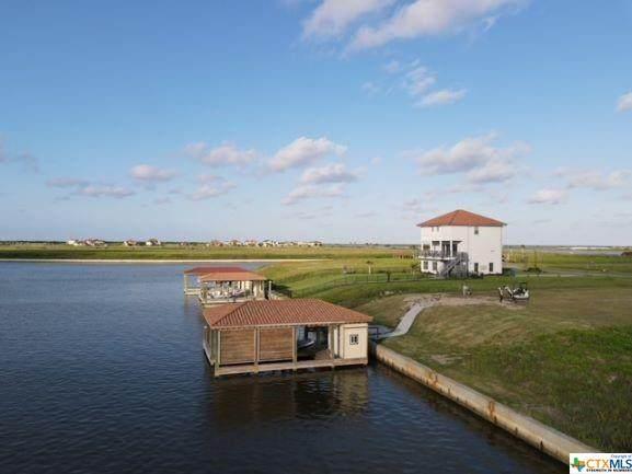 000 Vista Merlot, Port O'Connor, TX 77982 (MLS #442460) :: The Zaplac Group