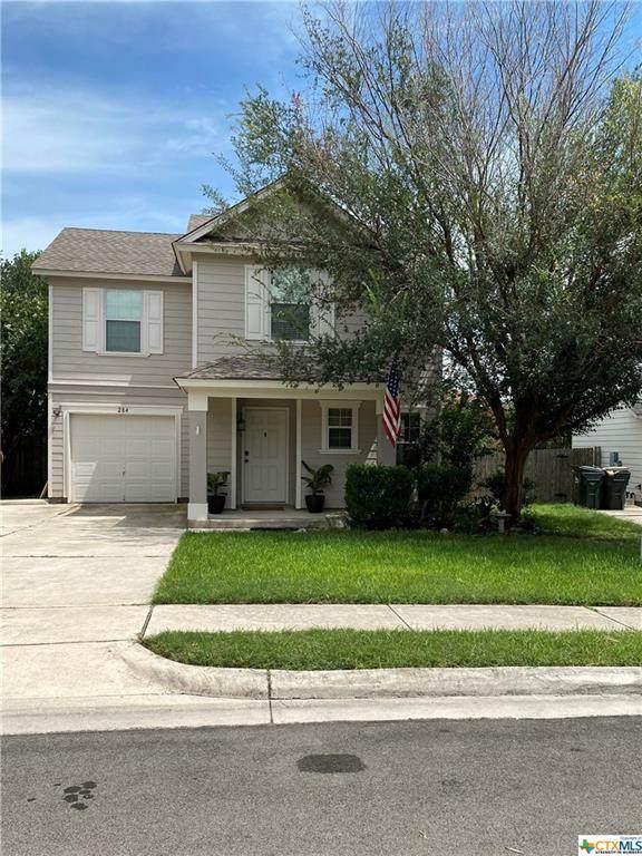 284 Cordero Drive, San Marcos, TX 78666 (MLS #447663) :: Vista Real Estate