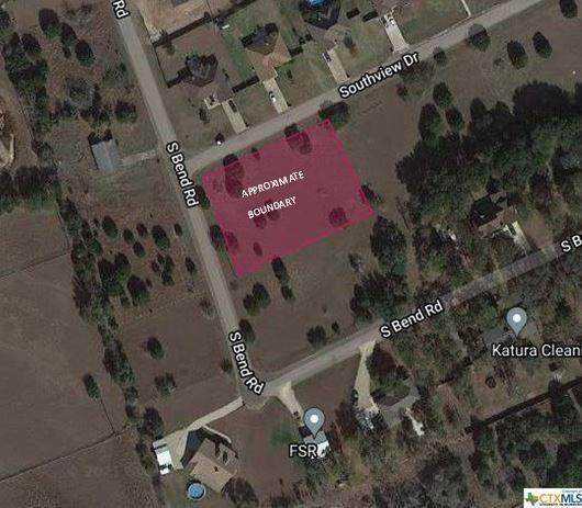 TBD Southbend Road, Salado, TX 76571 (MLS #449525) :: The Real Estate Home Team